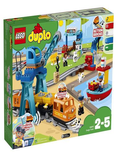 Lego Lego Duplo Kargo Treni 10875 Renkli
